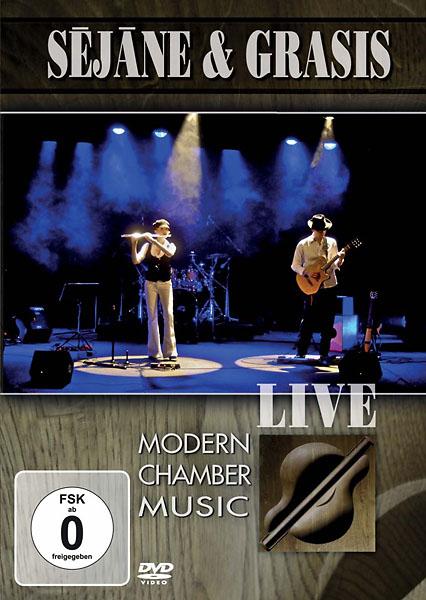 Sejane & Grasis: Modern Chamber Music – Live-DVD